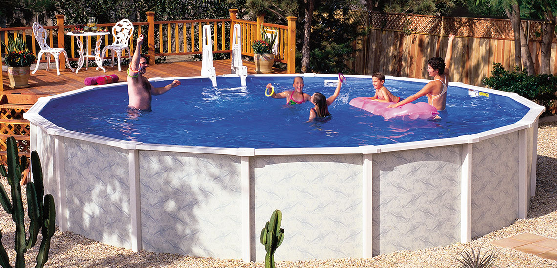 Pool world swimming pools hot tubs spas billiards game tables in vermont for Swimming pools for sale at game stores